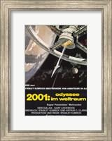 2001: a Space Odyssey Take Off Fine Art Print