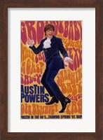 Austin Powers: International Man of Myst - Groovy Baby Wall Poster