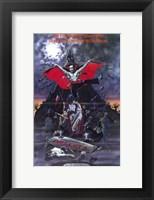 Andy Warhol's Young Dracula Film Fine Art Print