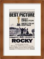 Rocky Best Picture Fine Art Print