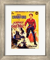Johnny Guitar Wall Poster