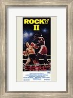 Rocky 2 in the Arena Fine Art Print