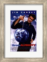 Bruce Almighty Wall Poster