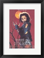 Return of the Living Dead 3 Wall Poster