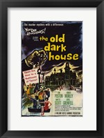 The Old Dark House Wall Poster