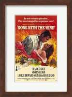 Gone with the Wind - In new screen splendor... Fine Art Print