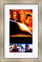 Armageddon Cast with Scenes Wall Poster