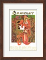Camelot Wall Poster