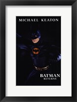 Batman Returns Michael Keaton Fine Art Print