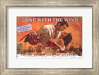 Gone with the Wind  Horizontal Close Up Fine Art Print