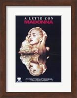 Truth or Dare A Letto Con Madonna Wall Poster