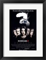 Scream 3 Wall Poster