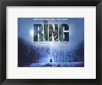 The Ring Tha Last Thing You See Wall Poster