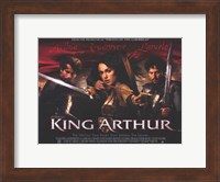 King Arthur Keira Knightley as Guinevere Wall Poster