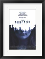 The Forgotten Wall Poster