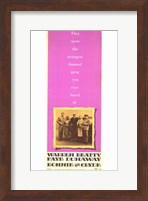 Bonnie and Clyde Strange Gang Wall Poster