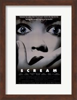 Scream Movie Fine Art Print