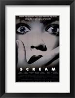 Scream Movie Fine Art Print