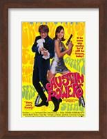 Austin Powers: International Man of Myst - Yellow Wall Poster