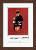 W C Fields and Me Wall Poster