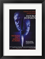 Double Jeopardy Wall Poster