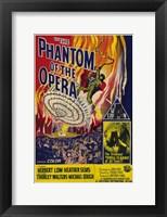 Phantom of the Opera, c.1962 - style A Fine Art Print