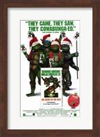 Teenage Mutant Ninja Turtles 2: the Secr Wall Poster