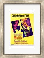 The Misfits John Huston Wall Poster