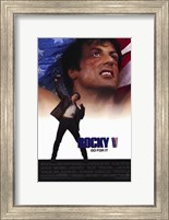 Rocky 5 Wall Poster