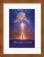 Pinocchio Wish Upon a Star Wall Poster