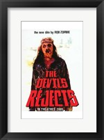 The Devil's Rejects Rob Zombie Wall Poster