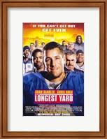 The Longest Yard Adam Sandler Wall Poster