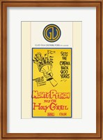 Monty Python and the Holy Grail - tall Wall Poster