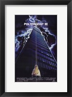 Poltergeist 3 Wall Poster