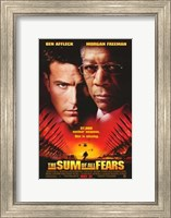 The Sum of All Fears Wall Poster