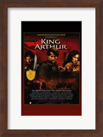 King Arthur Clive Owen Wall Poster