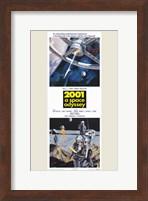 2001: a Space Odyssey Tall Fine Art Print