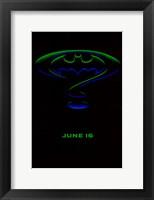 Batman Forever Logo Wall Poster