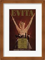 Evita (Broadway Musical) Fine Art Print