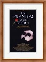 The Phantom of the Opera Broadway Musical Fine Art Print