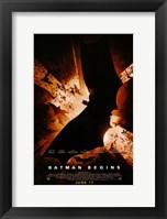 Batman Begins Bat Logo Wall Poster