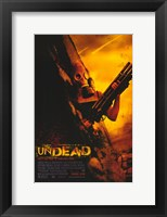Undead Wall Poster