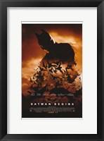 Batman Begins June 17 Wall Poster