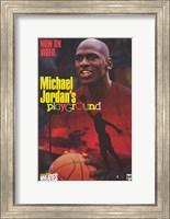 Michael Jordan's Playground Fine Art Print