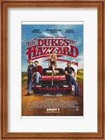 The Dukes of Hazzard Fine Art Print