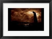 Batman Begins June Horizontal Wall Poster