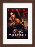 King Arthur - Guinevere Wall Poster