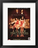 a Tale of Two Sisters Wall Poster