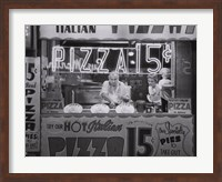 Hot Italian Pizza Fine Art Print