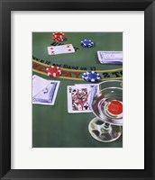 Blackjack Fine Art Print